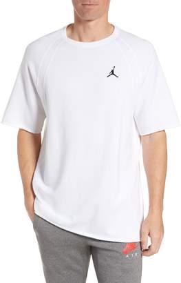 Nike JORDAN Wings Light Short Sleeve Sweatshirt