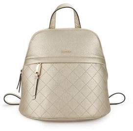 Calvin Klein Pebbled Leather Backpack