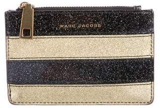 Marc Jacobs Patent Leather Card Holder