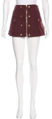 Marni Embellished Mini Skirt