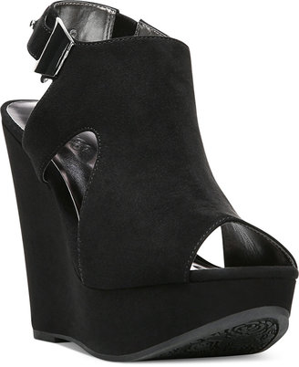 Carlos by Carlos Santana Malor Platform Wedge Sandals $69 thestylecure.com