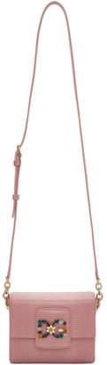 Dolce & Gabbana Pink Millennials Bag