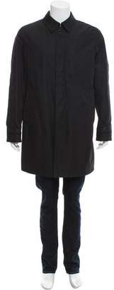 Herno Wool-Lined Car Coat w/ Tags