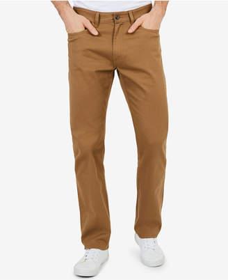 Nautica Men's Straight-Fit Stretch Pants