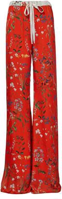 Alexis Pearson Floral Wide Leg Pants