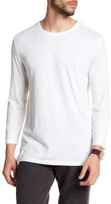 Vince Crew Neck Long Sleeve Shirt