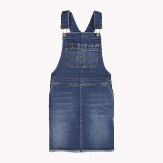 Tommy Hilfiger TH Kids Dungaree Dress