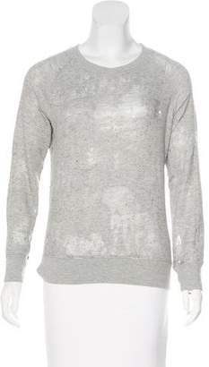 IRO Nona Burnout Sweatshirt