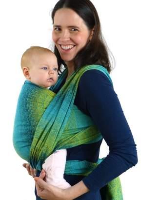 Camilla And Marc Didymos Woven Baby Wrap Ada Malachit Size 7 520 cm