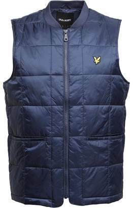 465167f99392 Mens Quilted Gilet - ShopStyle UK