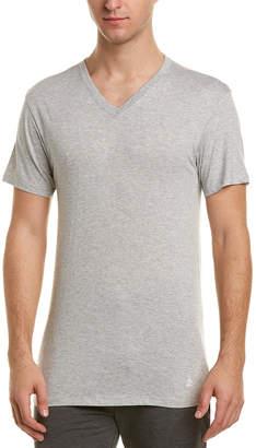 Original Penguin 3Pk Slim Fit V-Neck T-Shirts