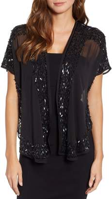 Echo Sparkly Sheer Shrug