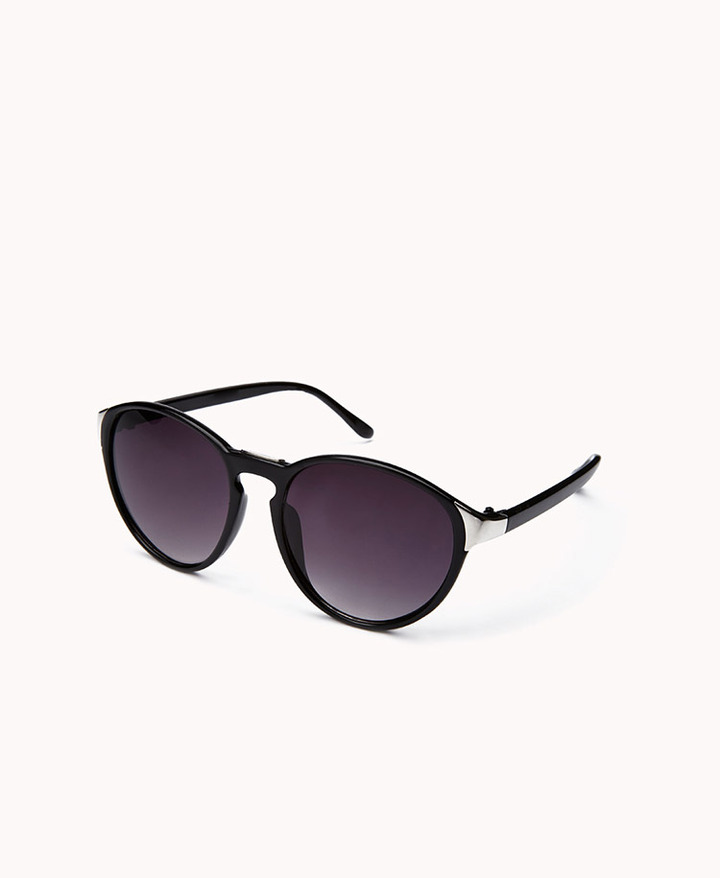 Forever 21 F4981 Round Sunglasses