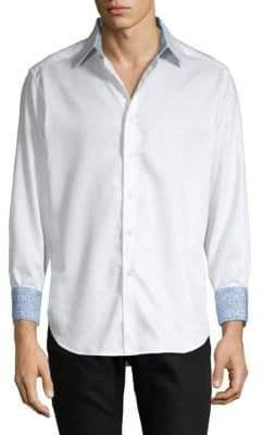 Robert Graham Balzy Road Long-Sleeve Button-Down Shirt