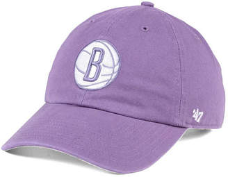 '47 Brooklyn Nets Pastel Rush Clean Up Cap