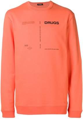 Raf Simons printed sweater