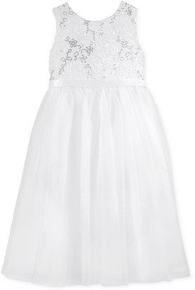 Marmellata Embellished-Bodice Dress, Toddler & Little Girls (2T-6X) $94 thestylecure.com