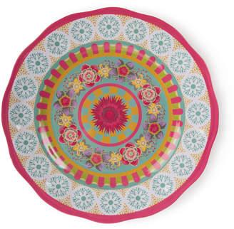 Mackenzie Childs Florabundance Melamine Serving Platter