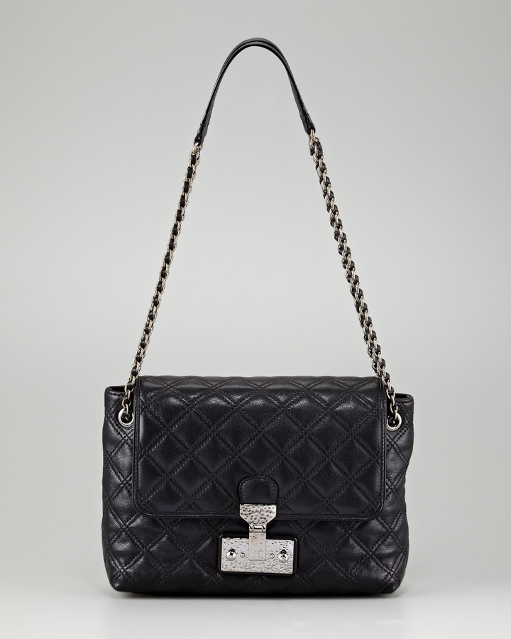 Marc Jacobs The Single Baroque Quilted Bag, Large