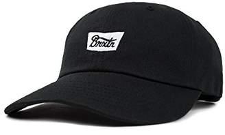 962713fb850 Brixton Men s Stith Low Profile Adjustable Hat Newsie Cap