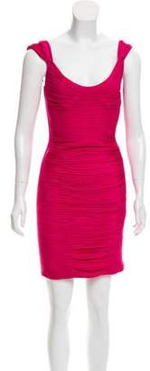 Zac Posen Bodycon Knit Dress
