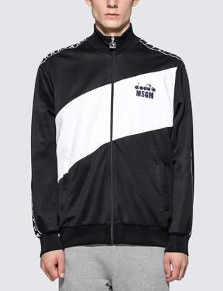 MSGM Diadora x Jacket