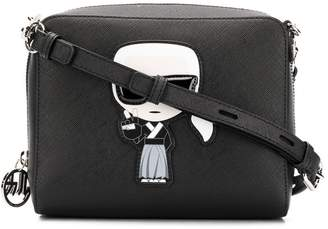 Karl Lagerfeld K/Tokyo Two In One Crossbody bag