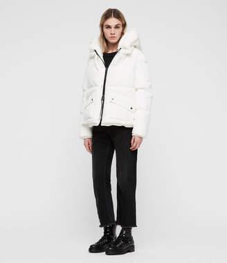 AllSaints Ester Jo Puffer Coat