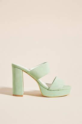 Jeffrey Campbell Adriana Platform Heeled Sandals