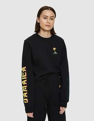 Stussy Jamaica NP Crew Sweatshirt