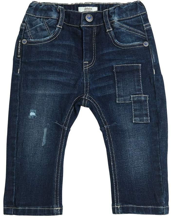 Jeans Aus Ultrastretch-Denim