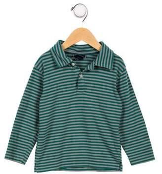 Oscar de la Renta Boys' Striped Shirt