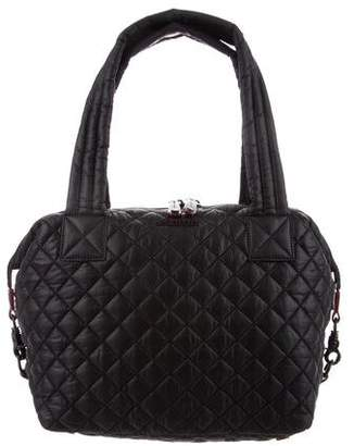 MZ Wallace Quilted Sutton Satchel