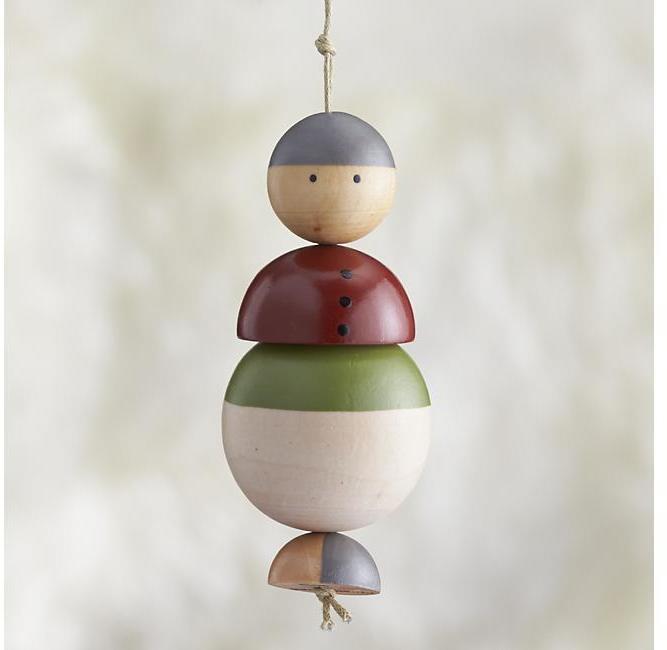 Crate & Barrel Mom Ornament