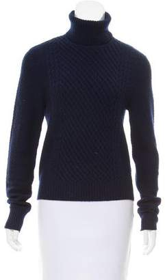 Equipment Wool Turtleneck Sweater