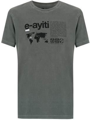 OSKLEN printed t-shirt