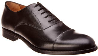 Antonio Maurizi Leather Cap Toe Oxford