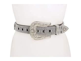 M&F Western Crystal Cross Rhinestone