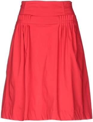 Annarita N. TWENTY 4H Knee length skirts - Item 35356711PM