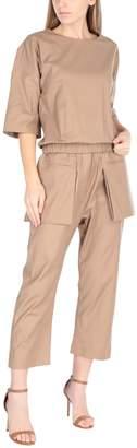 Rose' A Pois Jumpsuits - Item 54164276TW