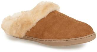 Minnetonka Sheepskin Mule Slipper