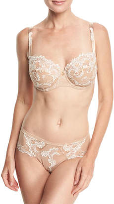 Lise Charmel Guipure Charming Lace Demi-Cup Bra