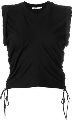 Alexander Wang ruched vest top