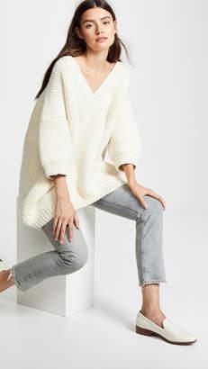 I Love Mr Mittens Jacquline Sweater