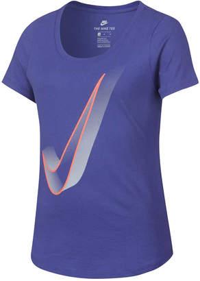 Nike Girls Interstellar Scoop Tee