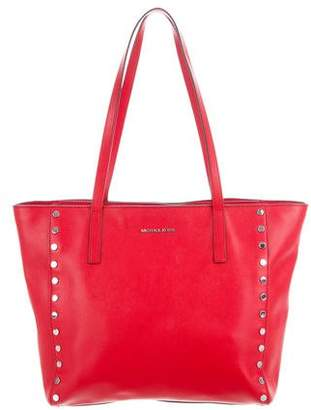 b242a3accab37c Pre-Owned at TheRealReal MICHAEL Michael Kors Rivington Large Leather Tote
