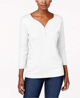 Karen Scott Great shirt