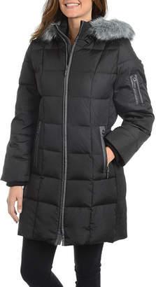 Fleet Street FLEETSTREET COLLECTION Fleetstreet Collection Woven Water Resistant Heavyweight Puffer Jacket