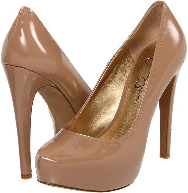 Jessica Simpson Jeica Simpon Franceca High Heel