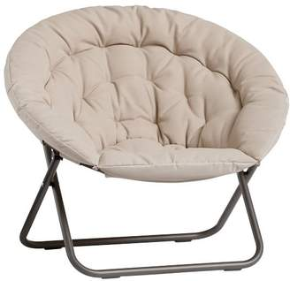 Pottery Barn Teen Enzyme-Washed Canvas Sand Hang-A-Round Chair